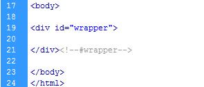 div Wrapper