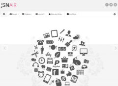 JSN Air Joomla Template
