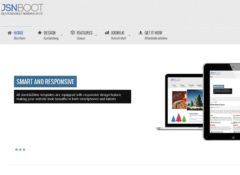 JSN Boot Joomla Template