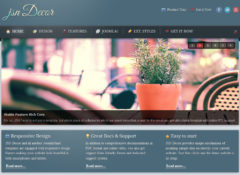 JSN Decor Joomla Template