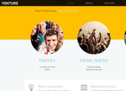JSN Venture Joomla Template
