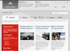 AutoMart Joomla Template
