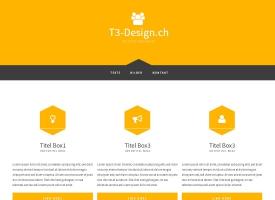 Design4 Typo3 Template