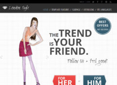 JM-Fashion-Trends Joomla Template