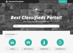 JM-Joomclassifieds Joomla Template