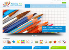 JM-Teching-Aids Joomla Template
