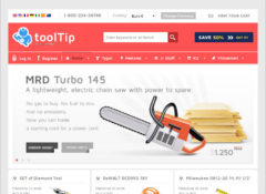 Tooltip Joomla Template