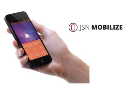 JSN Mobilize Joomla Extension